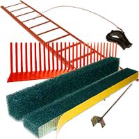 Комплектуючі для покрівлі та добірні елементи покрівлі