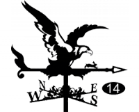 флюгер-орел
