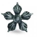 код. 50.021 Квітка  кована  Розміри: Ø90 мм