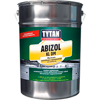 Бітумна мастика Abizol KL DM TYTAN PROFESSIONAL