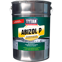 Бітумна мастика Abizol P TYTAN PROFESSIONAL