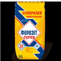 Суперклей універсальний Ферозіт СУПЕР
