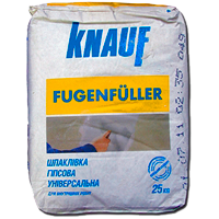 Монтажно-шпаклювальна суміш Knauf  Fugenfuller