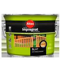 Імпрегнант Altaxin OS для деревини (2 в 1, антисептик + декор)
