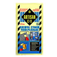 Клей для плитки універсальний ARTISAN С-11 (25кг)