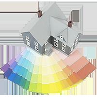 Емульсійні фасадні фарби