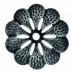 код. 50.048 Квітка кована  Розміри: HхL Ø68 мм Вага 0,35
